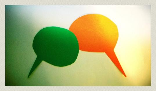 conversation by valery kenski