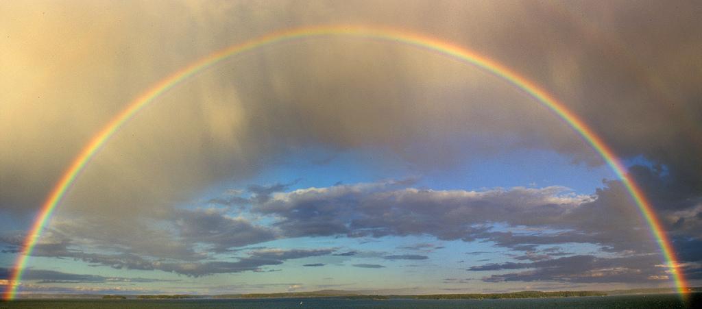 rainbow near finland by lyza by nc sa 2.0