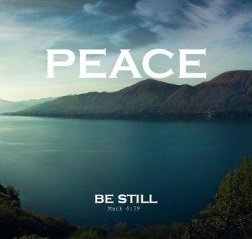 Peace be Still Shabby Shack on Pinterest