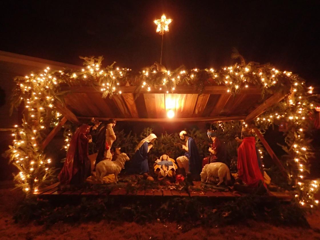 2014 nativity scene by speakingofhistory