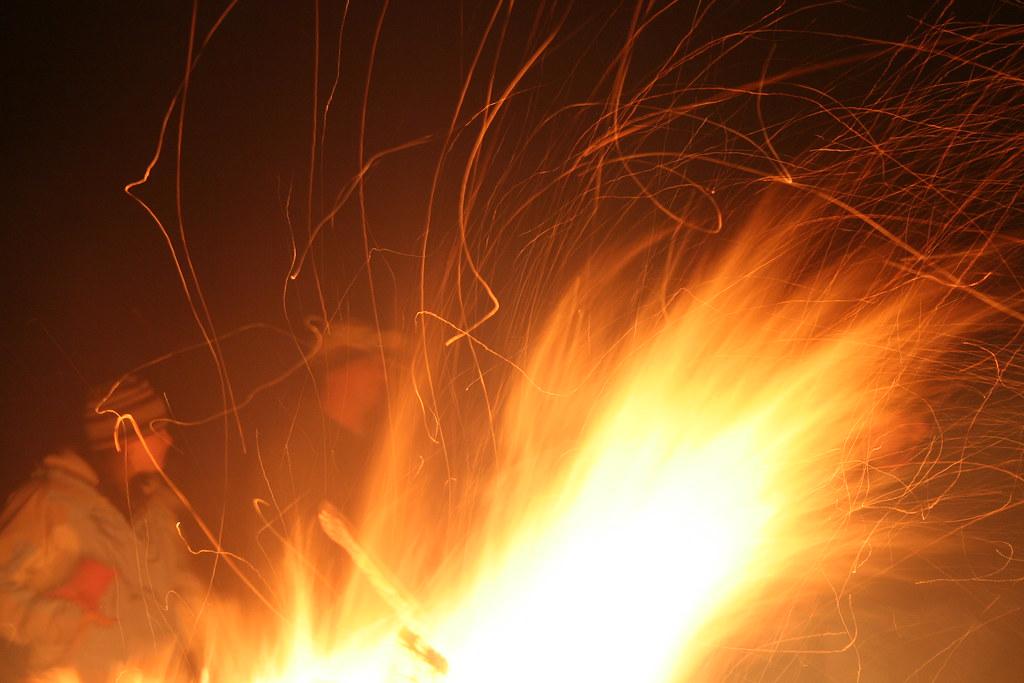 pentecost header FIRE by stbjr