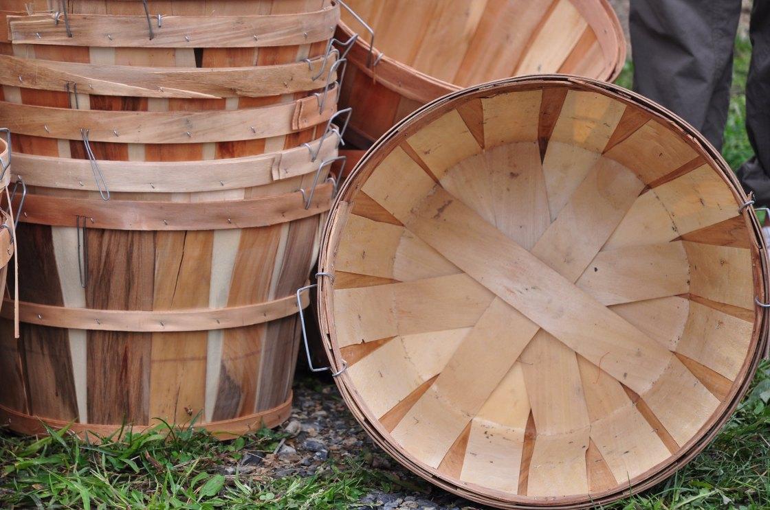 bushel baskets by egrodziak
